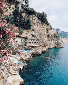 Italian coast dreams