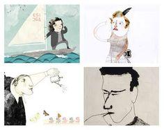 inspiration post - various artists