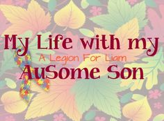 Newest post: Walking on Sunshone My A$$ ~My Life with my AuSome Son