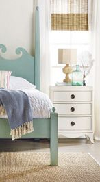 Beach house furniture and coastal decor