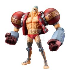 One Piece DX Figure The GrandLine Men Vol. 13 FRANKY The New World Version