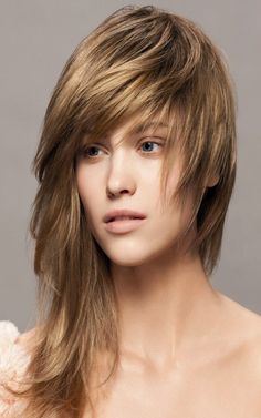 layered haircuts for women over 50 - Google Search