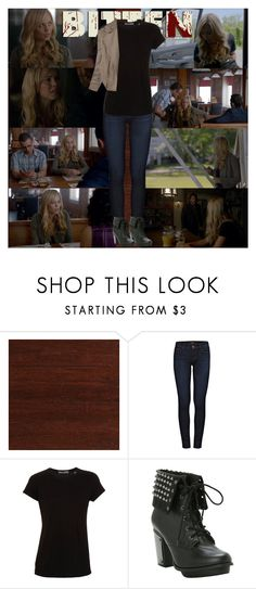 """""""Bitten~Elena Michaels~1x08~Prisoner"""" by fashion10496 ❤ liked on Polyvore featuring Home Decorators Collection, J Brand and Vince"""
