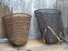 ifugao baskets | Woven Backpacks – Design Rooted in History and Tradition | 74 ...