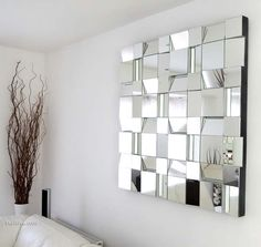 Simple and Creative Ideas: Wall Mirror Set Hallways gallery wall mirror front doors.Large Wall Mirror Modern vanity wall mirror with lights.Black Wall Mirror Home. Wall Mirrors Entryway, White Wall Mirrors, Lighted Wall Mirror, Rustic Wall Mirrors, Contemporary Wall Mirrors, Living Room Mirrors, Mirror Wall Art, Decorative Mirrors, Modern Wall