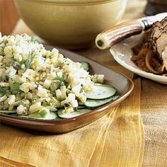 Herring and Apple Salad | MyRecipes.com