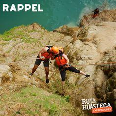 Desciende en pareja 50 metros justo a un costado de la vertiente de la cascada de Minas Viejas 🌊  #WeLoveAdventure www.rutahuasteca.com +52 481 381 7358 WhatsApp: 481.116.5900 email: info@rutahuasteca.com #RutaHuasteca #SLP #Ecoturismo #TurismoDeNaturaleza #VisitMexico #Tours #TodoIncluido