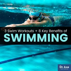Swimming can do more than boost your mood! Read more about the health benefits and try new exercises for the pool.