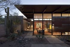 The Brown Residence by Lake|Flato Architects