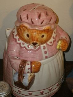 Beatrix Potter Mrs. Tiggy Winkle Cookie Jar