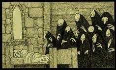 John Kenn : Dessiner des monstres sur des post-its | Le Blog de Bango