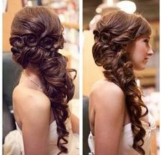 Gallery For > Prom Hairstyles 2014 Pinterest