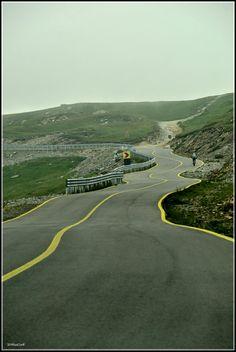 Transalpina Country Roads, Goal