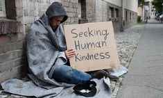 Five reasons why being kind makes you feel good – according to science Homeless People, Homeless Man, Helping The Homeless, Einstein, Mental Health Crisis, Justiz, Pose, Human Kindness, Science