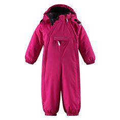 REIMATEC® OVERALL BOBY 86-98 1095 krв семи цветах:коричневый, фуксия, розовый, фиолетовый, голубой,  темно синий, серый