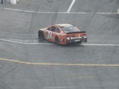 Gordon drives to victory lane