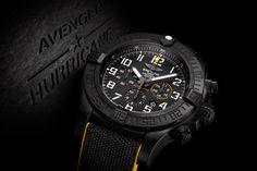 Avenger Hurricane 12H - Breitling - Instruments for Professionals