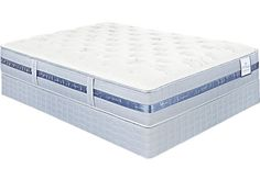 Shop for a Serta Perfect Sleeper® Gibfield King Mattress Set at Rooms To Go. Find King Mattress that will look great in your home and complement the rest of your furniture.