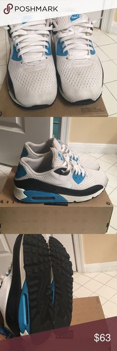 Nike Air Max 90 Worn Nike Air Max 90 men's sneakers. They are a size 13 and have been worn, but still in great condition, just needs a cleaning. No rips or holes Nike Shoes Sneakers