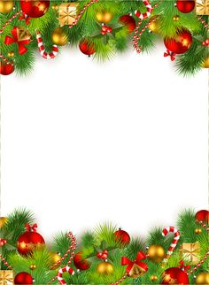 Picture Frame Christmas Ornaments | Wallpapers9