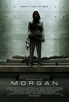Morgan 2016 Movie Review