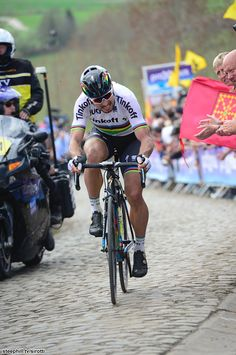 """2016 tour-of-flanders - #Sagan """"Nobody wants to work with me. It's always better to drop everybody."""""""