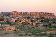 Jaisalmer Fort, Jaisalmer, India