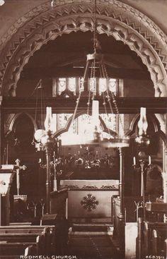 Church Altar.