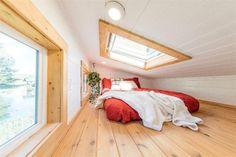 Master Bedroom Loft - Modern Mountain by Tiny Heirloom