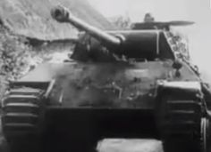 Best Minutes of German Panther Tank Footage