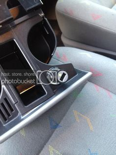 I was unlucky enough to have broken my drinks holder, much like many of you have done. I ended up purchasing the cheaper VW alternative holder that doesn't. Vw T5 Forum, Drink Holder, How To Remove, Drinks, Beverages, Drink, Beverage, Cocktails, Drinking