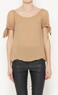 Ports 1961 Pink Top