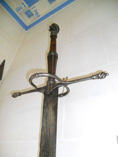 Lots of pictures of this sword.  This is two of four that I will post.  Follow link for more pictures.