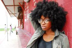 lovely afro