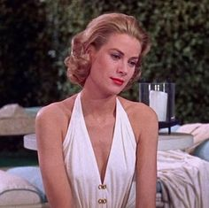 """Grace Kelly in her final film, """"High Society"""" Old Hollywood Stars, Vintage Hollywood, Hollywood Glamour, Hollywood Actresses, Classic Hollywood, Grace Kelly Mode, Grace Kelly Style, Grace Kelly Fashion, Grace Kelly Wedding"""