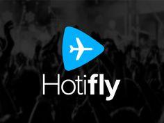 hotifly logo 620x465 Beautiful Startup Logos