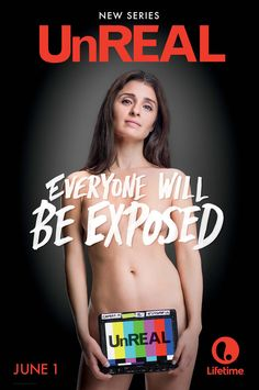 UnReal - lifetime, Shiri Appleby