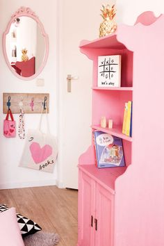 Blog - Meisjeskamer in roze met grijs - Wonen voor jou