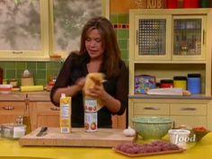 "▶ Spaghetti & Meatball ""Stoup""-Food Network - YouTube"
