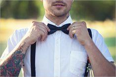bowties & tattoos.