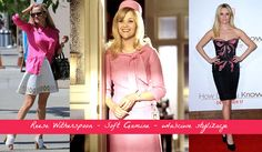 Reese Witherspoon - Soft Gamine.