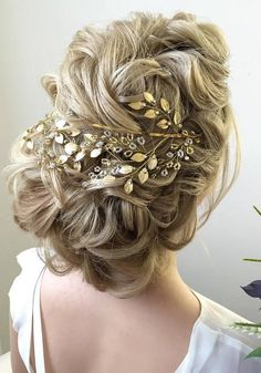 40 Jaw Dropping Wedding Updos & Bridal Hairstyles