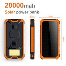 Portable Solar Power Bank 20000MAH bateria externa portatil Dual USB LED External Mobile Phone Battery Charger Backup Powerbank     Tag a friend who would love this!     FREE Shipping Worldwide     #ElectronicsStore     Buy one here---> http://www.alielectronicsstore.com/products/portable-solar-power-bank-20000mah-bateria-externa-portatil-dual-usb-led-external-mobile-phone-battery-charger-backup-powerbank/