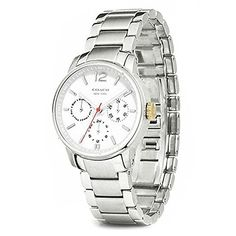 Women's Wrist Watches - Coach Watch 14501959 Silver Ladies ** Find out more about the great product at the image link.