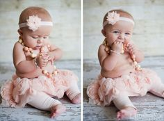 6 month old baby photo ideas | ... , Family and Children Utah Photographer: navy / 6 months baby girl