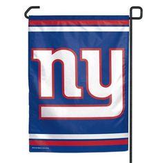 New York Giants Garden Flag 11x15