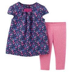 Just One You�Made by Carter's� Toddler Girls' 2 Piece Set - Sea Grape