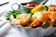 Receitas - Cocktail de camarão - Petiscos.com