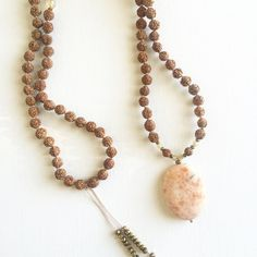 THE SOVEREIGN The Archetype Series Reversible Mala by ChaliceGrove