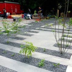 © wagon landscaping Boerenhol' [Park]ing by Wagon Landscaping Landscape architecture: Wagon-landscaping Location: Courtai (Belgique) Client: Courtai (Belgique) Design: 2009 Construction: 2009 Area: 800m2 Budget: 22 000 euros